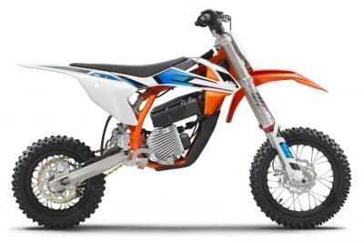 electric KTM mini Motocrosser