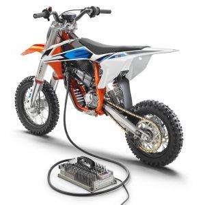 KTM SX-E 5 electric motorcycle