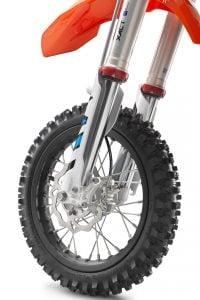 KTM SX-E 5 tire sizes