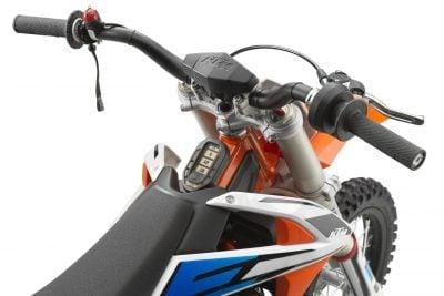 KTM SX-E 5 gauges