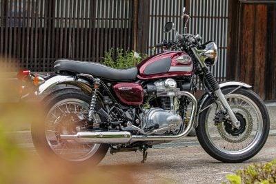 Kawasaki W800 horsepower