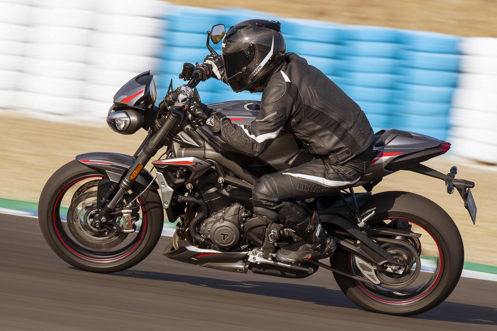 2020 Street Triple RS top speed