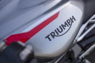 Gas Tank Triumph Street Triple RS
