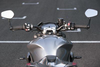 2020 Street Triple RS gauges