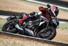 Triumph Speed Triple Brakes