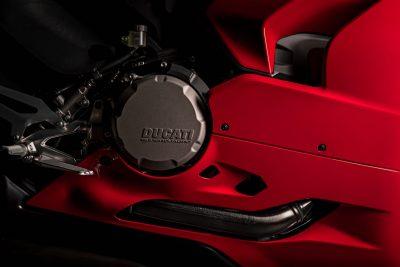 Ducati V2 Superquadro horsepower
