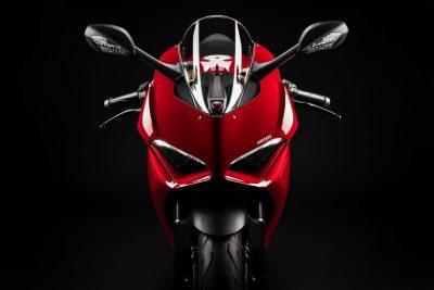 Ducati V2 mirrors