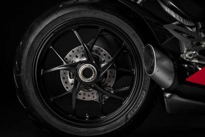Ducati V2 wheels