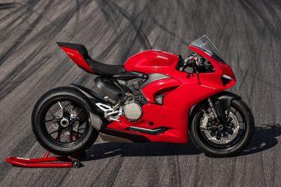 Ducati V2 specs