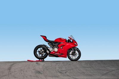 Ducati V2 torque
