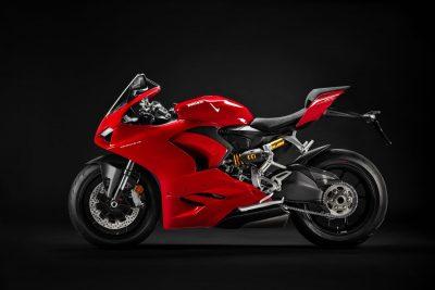 Ducati V2 seat height