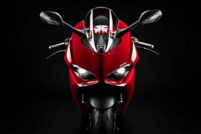 Ducati V2 front cowl