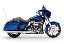 2020 Harley-Davidson Street Glide colors