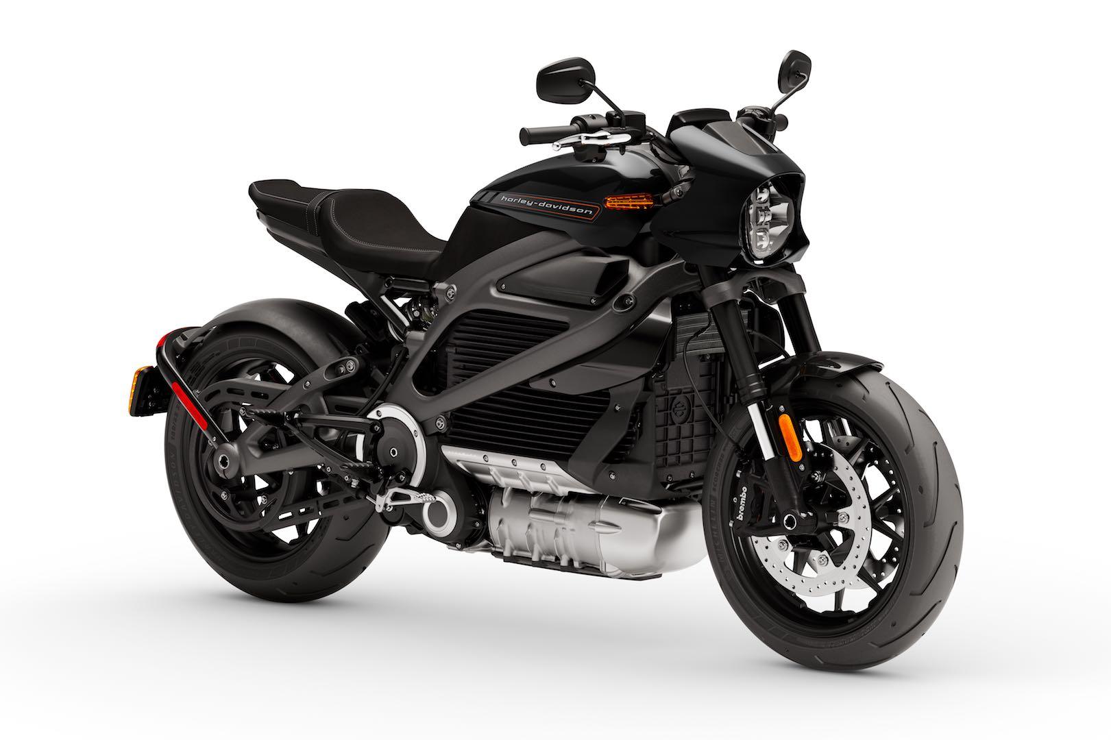 2020 Harley-Davidson LiveWire price