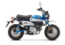 2020 Honda Monkey Colors