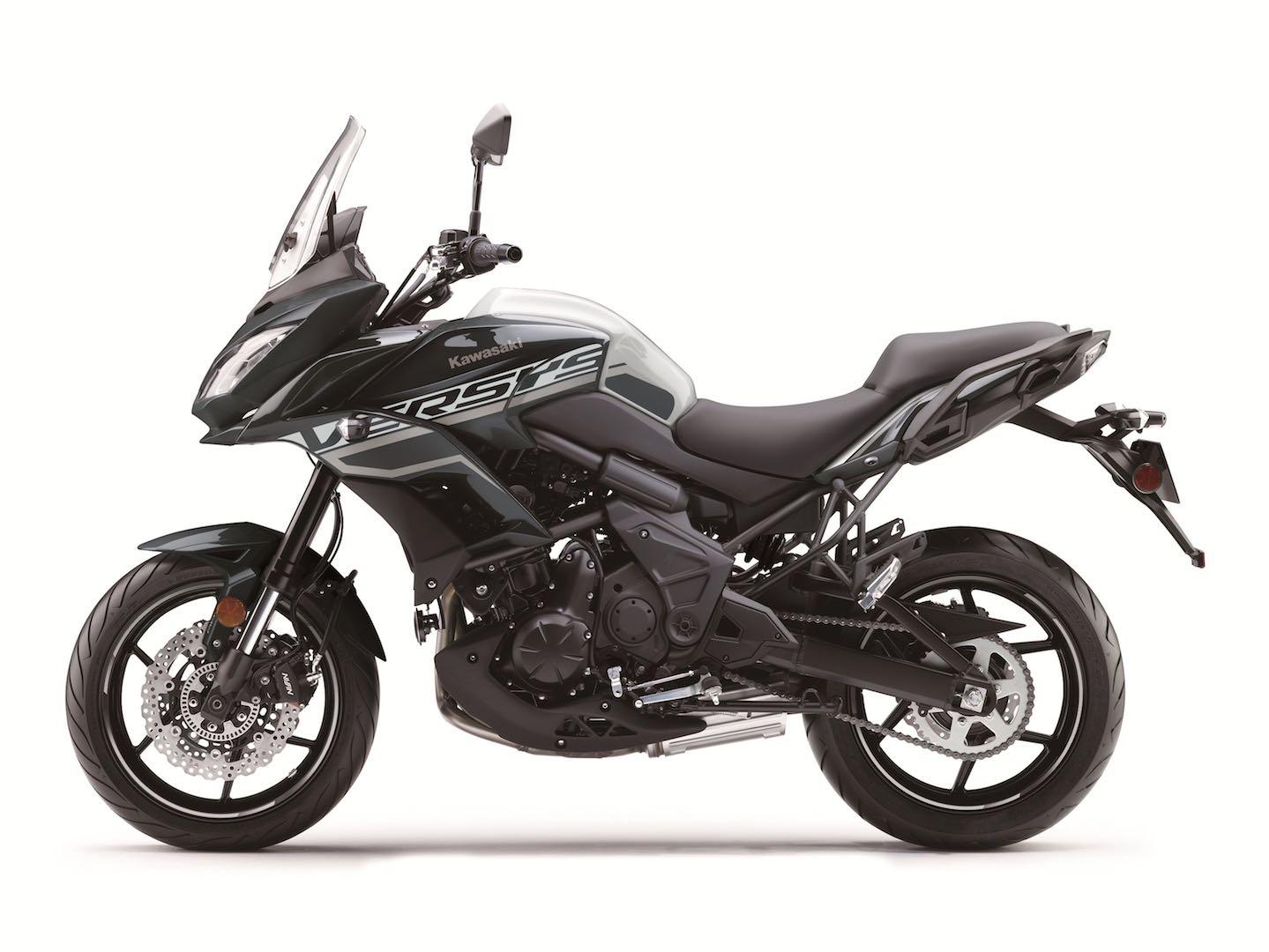 2020 Kawasaki Versys 650 price