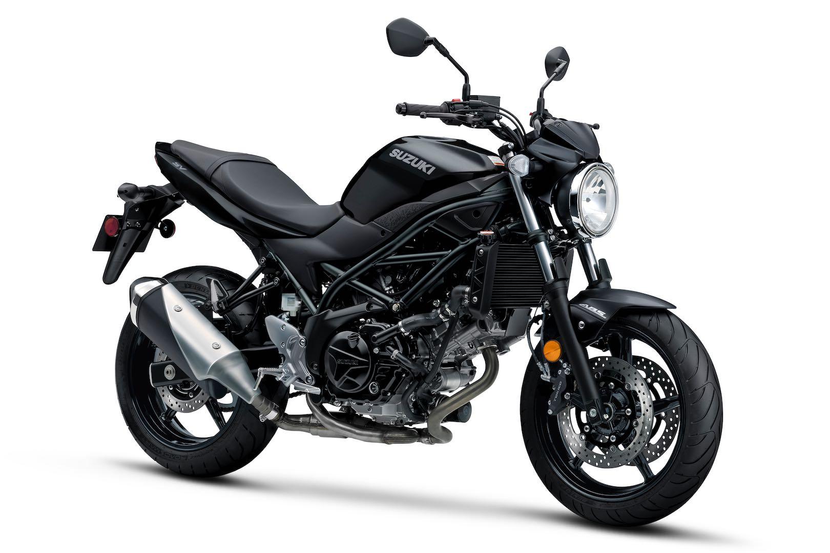 Suzuki 2020 SV650 Black