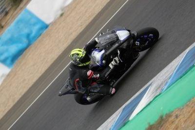 2020 Yamaha R1 Review at Jerez