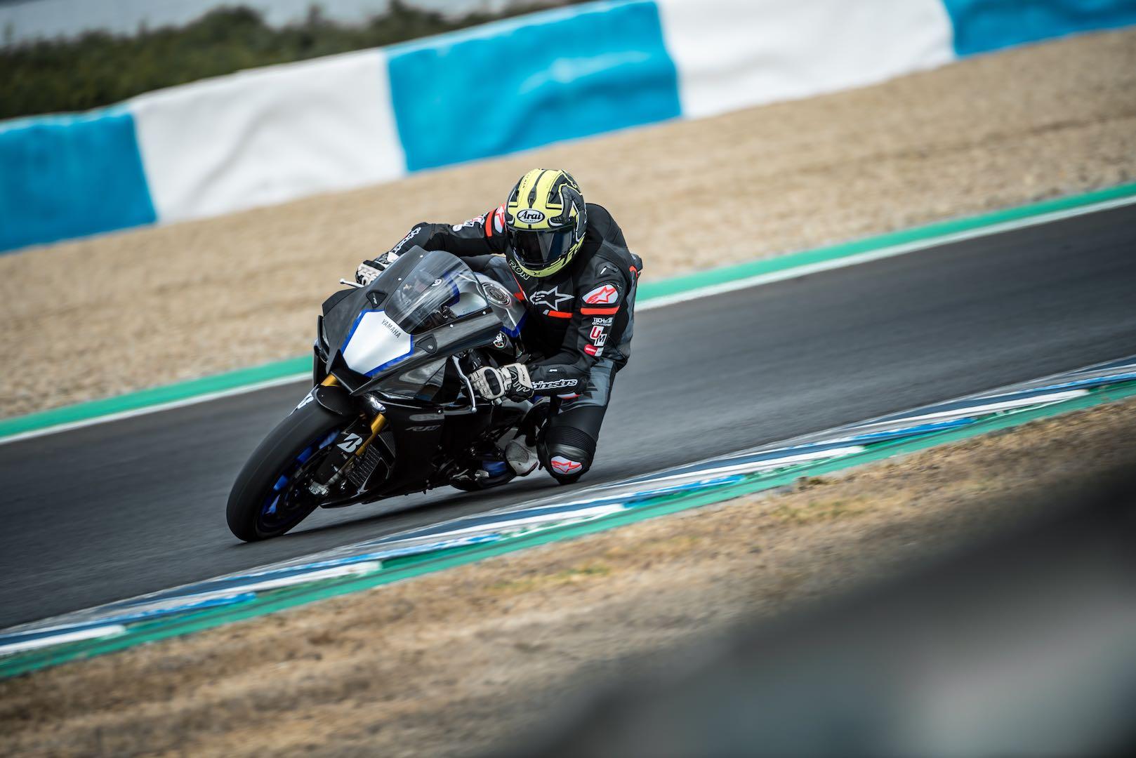 2020 Yamaha R1M Review