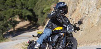 2019 Ducati Scrambler Full Throttle test