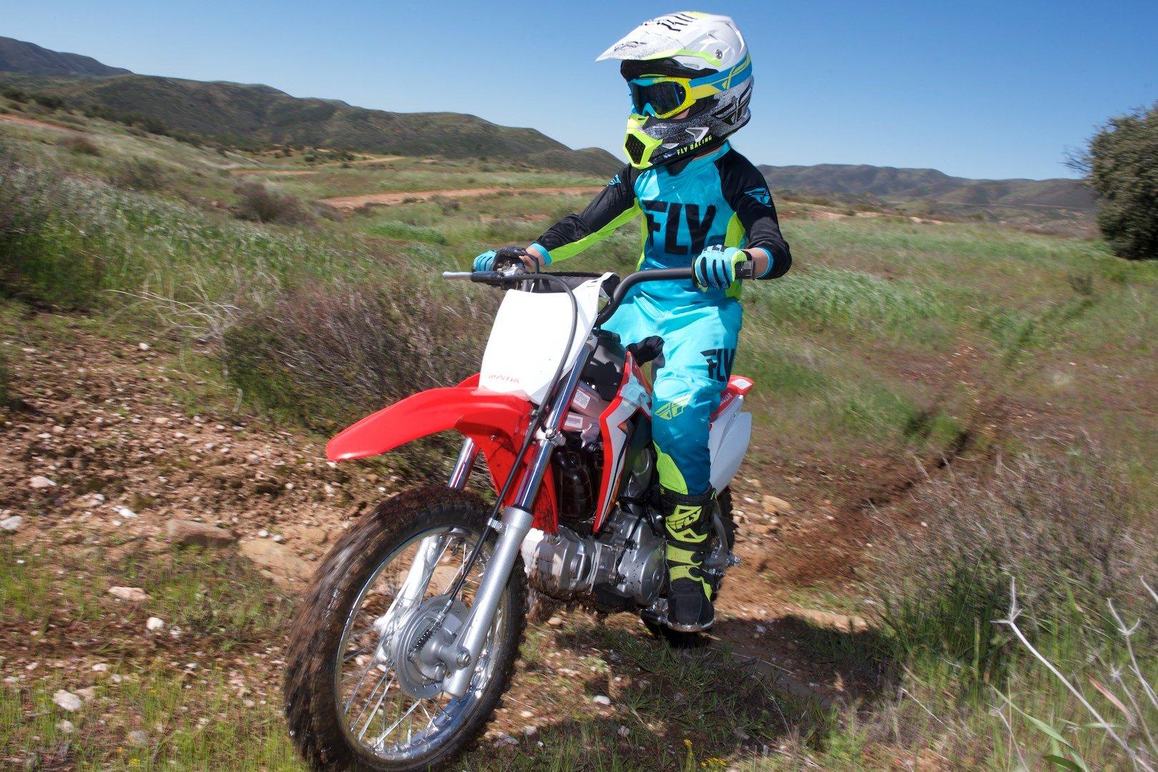 2019 Honda CRF110F review