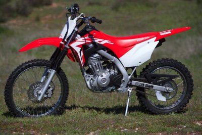 2019 Honda CRF125F Big Wheel