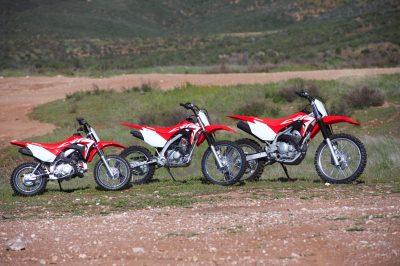 2019 CRF Honda lineup prices