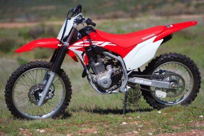 2019 Honda CRF250F Review