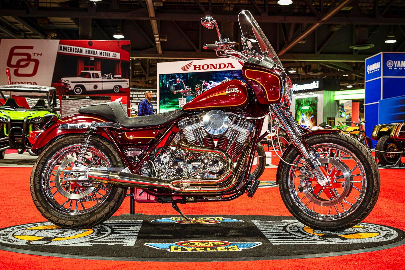 2019 Long Beach IMS 1984 Harley-Davidson FXDG