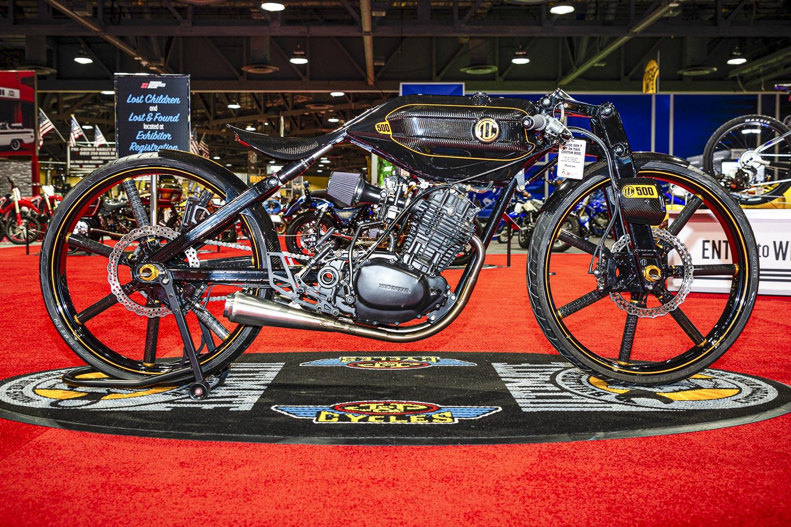 2019 Long Beach IMS A Bike Company