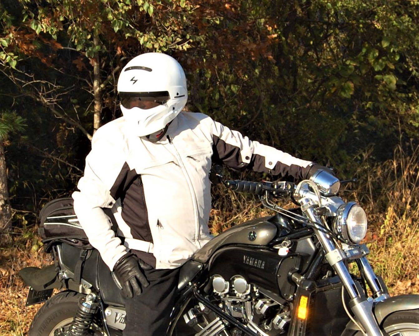 Scorpion StealthPack jacket test