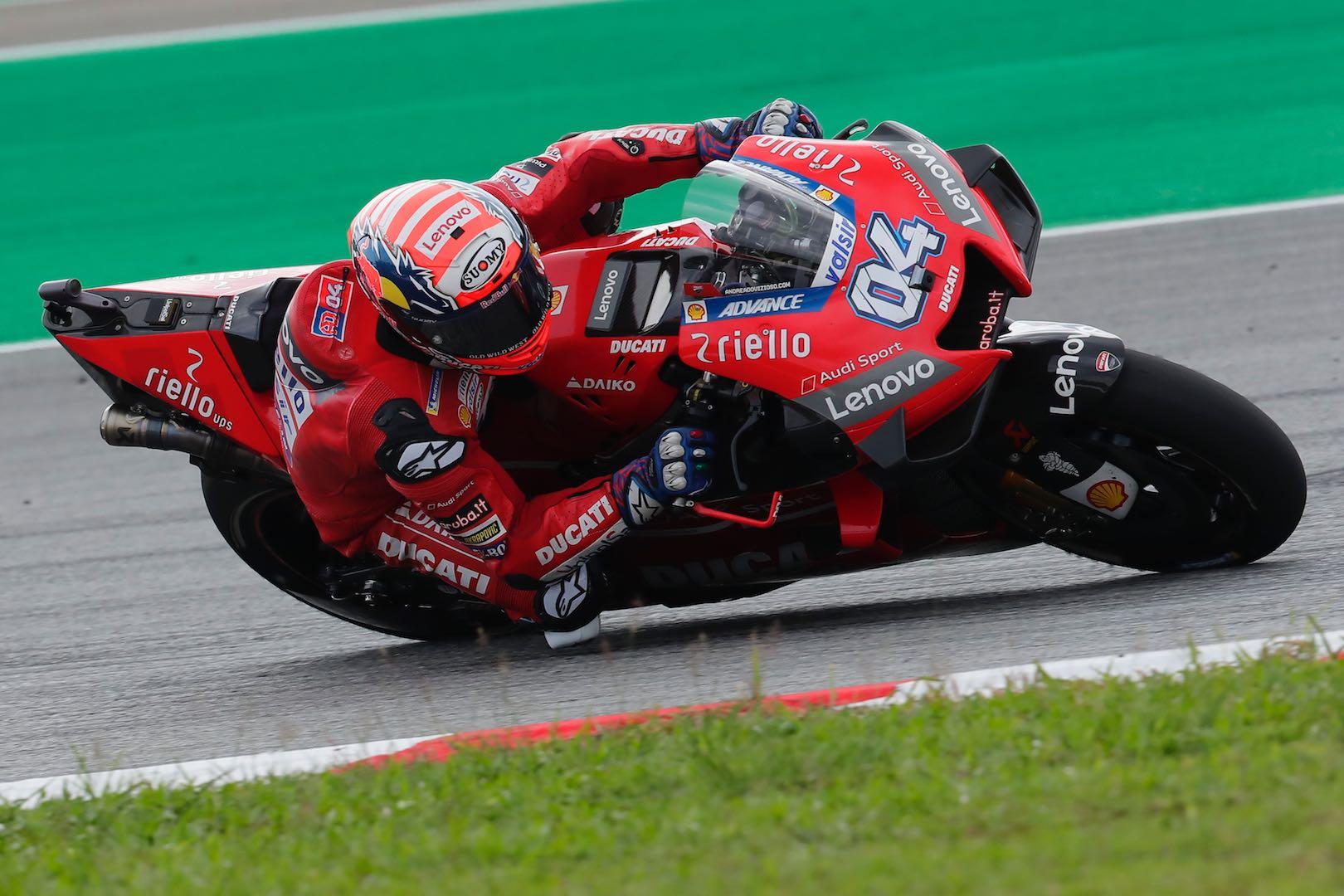 2019 Sepang MotoGP Ducati Andrea Dovizioso