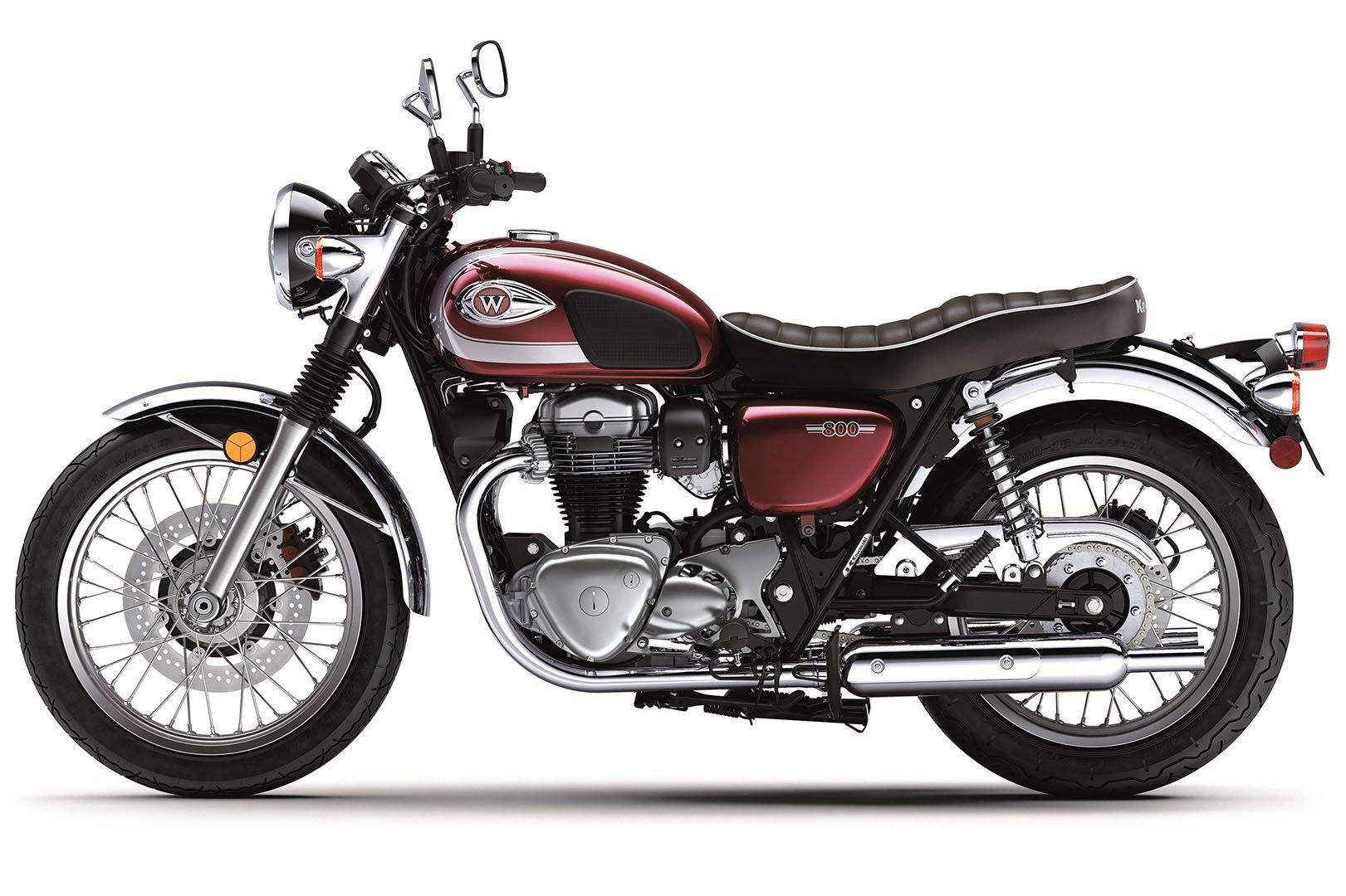 2020 Kawasaki W800 First Ride Review - Price