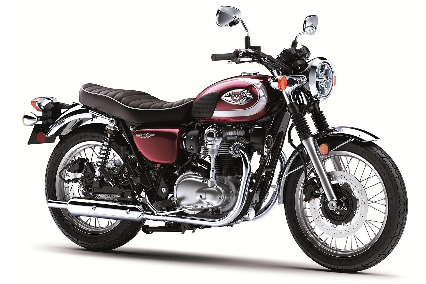 2020 Kawasaki W800 First Ride Review - MSRP
