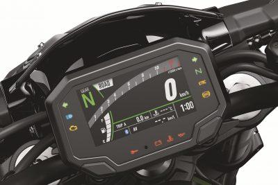 2020 Z900 gauges
