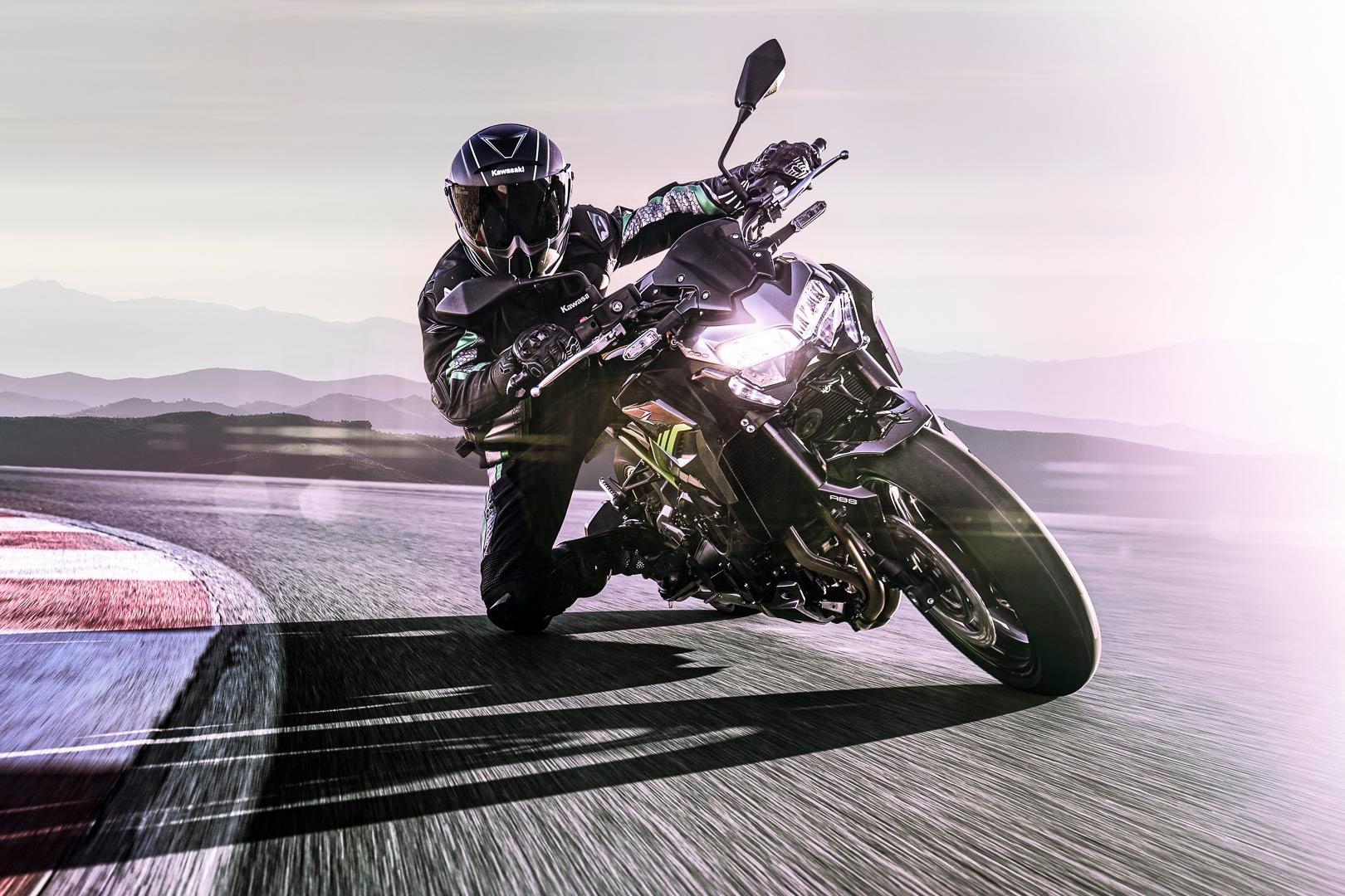 2020 Z900 top speed
