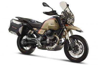Moto Guzzi V85 Travel price