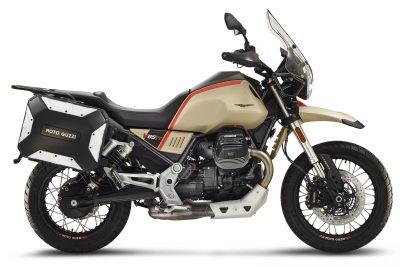 Moto Guzzi V85 Travel specs