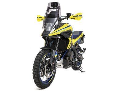 2020 Suzuki V-Strom 1050XT Desert Express - dr big