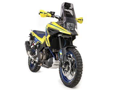 2020 Suzuki V-Strom 1050XT Desert Express - rally kit