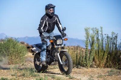 2020 Yamaha TW200 Review - Retro Motorcycle
