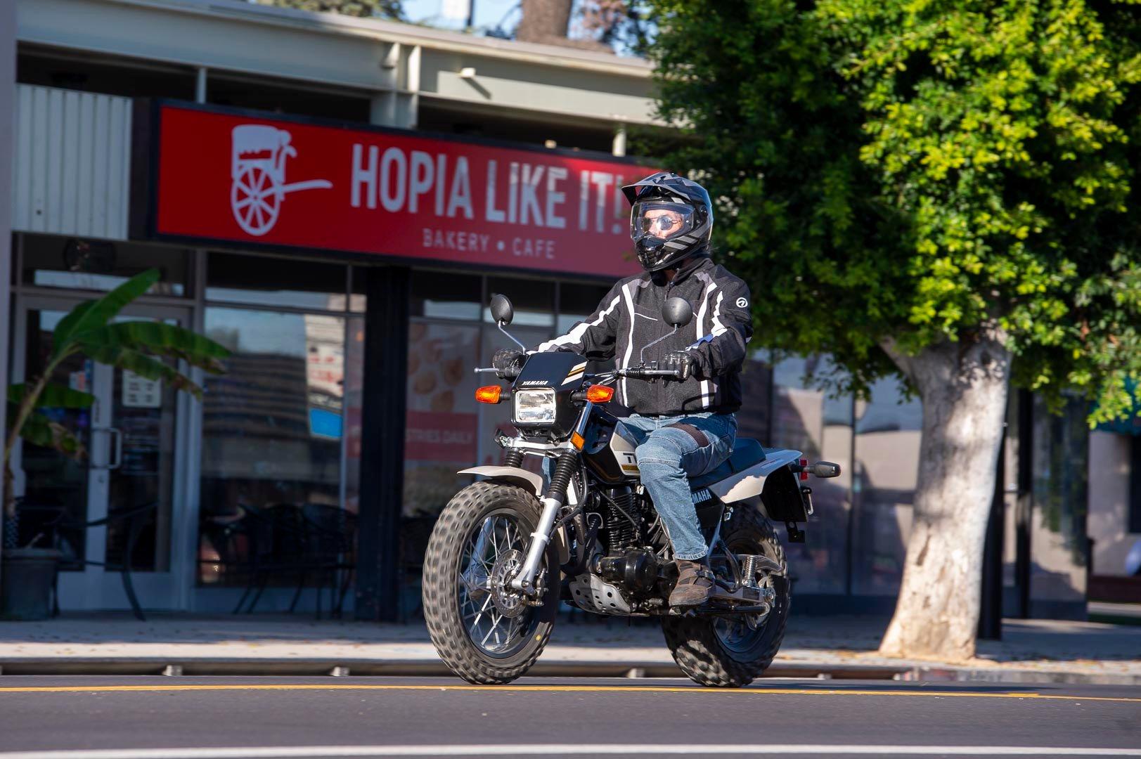 2020 Yamaha TW200 Review - Hopia Like It!