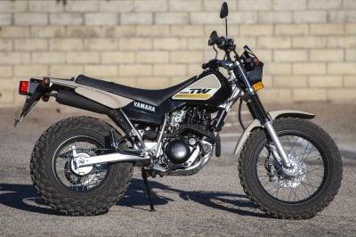 2020 Yamaha TW200 Review - Dual Sport