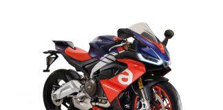 RS 660 Aprilia colors