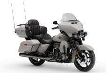 Harley CVO Limited 2020 horsepower