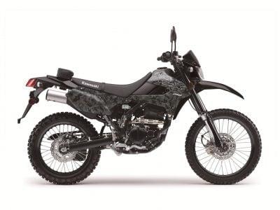 2020 KLX250 Gas Capacity