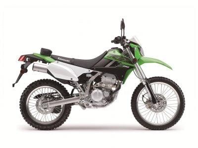 2020 Kawasaki KLX250 colors