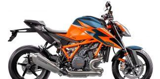 2020 KTM Super Duke R colors