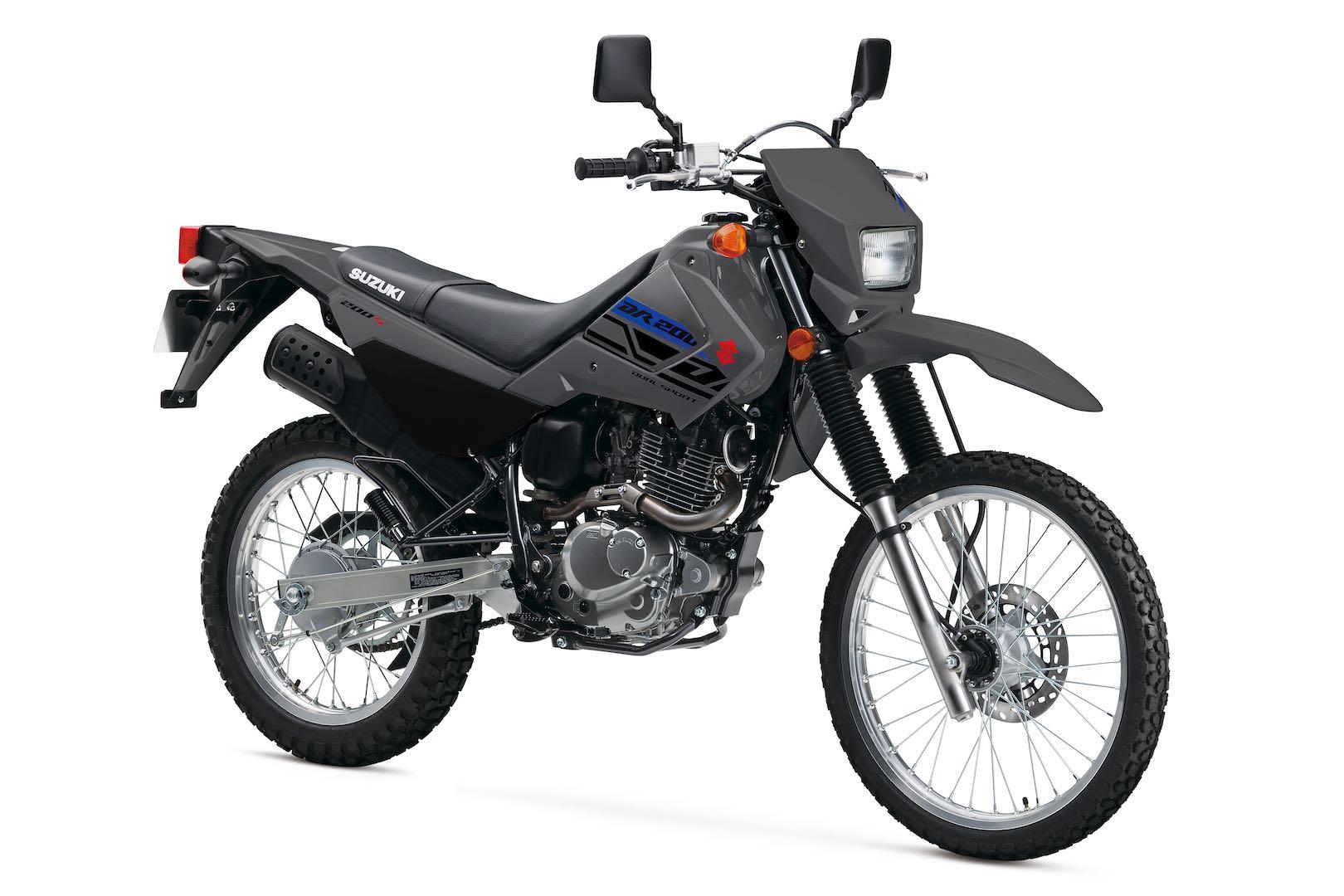 2020 Suzuki DR200S Buyer's Guide: Specs & Price