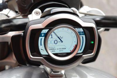 Rocket 3 gauges